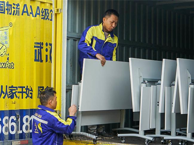 武汉搬家公司承接公司搬迁搬运业务