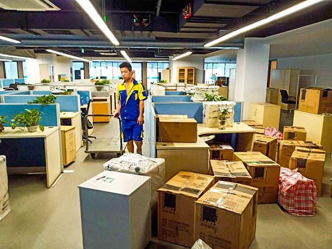 武汉搬家公司